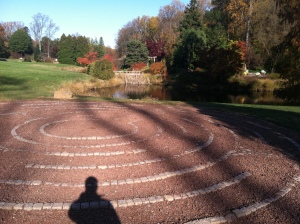 Taking my Ego to the Labyrinth for a Good Heart-to-Heart Talk